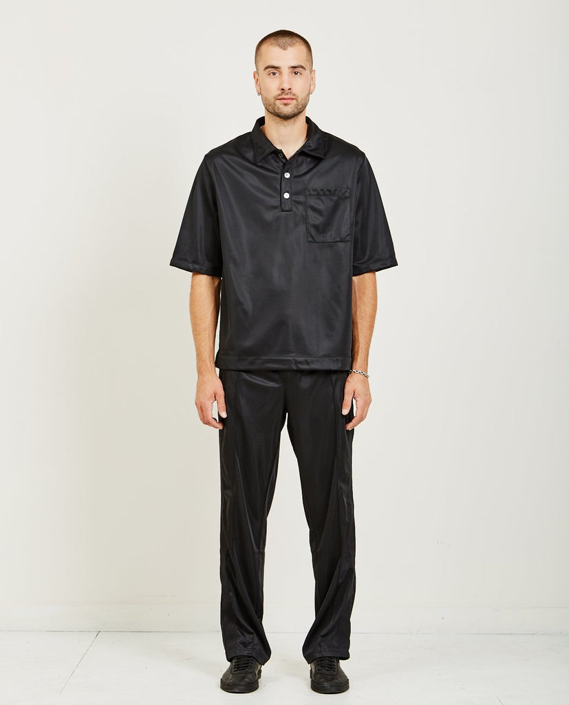 OUR LEGACY-BORROWED PIQUET POLO-Men Shirts-{option1]