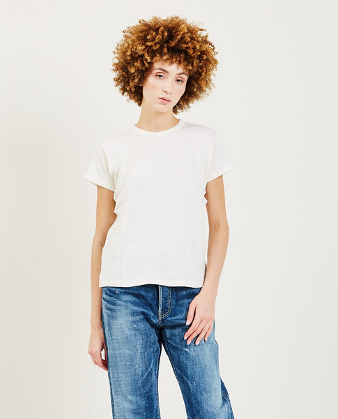 WMV VISVIM Box Tee White