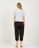RICHER POORER-Boxy Crop Tee Blue Grey-Women Tees + Tanks-{option1]