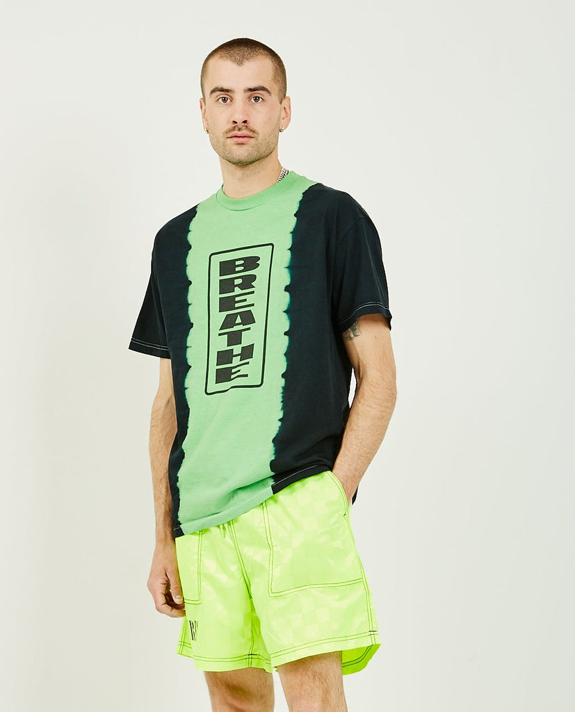 Breathe Split Dye T-Shirt-PLEASURES-American Rag Cie