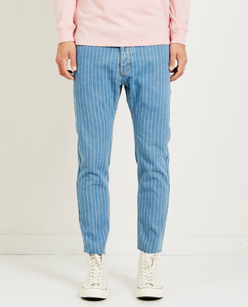 BARNEY COOLS-B.RELAXED JEAN STRIPE DENIM-Men Relaxed-{option1]