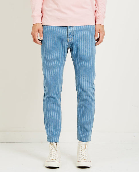 BARNEY COOLS B.RELAXED JEAN STRIPE DENIM