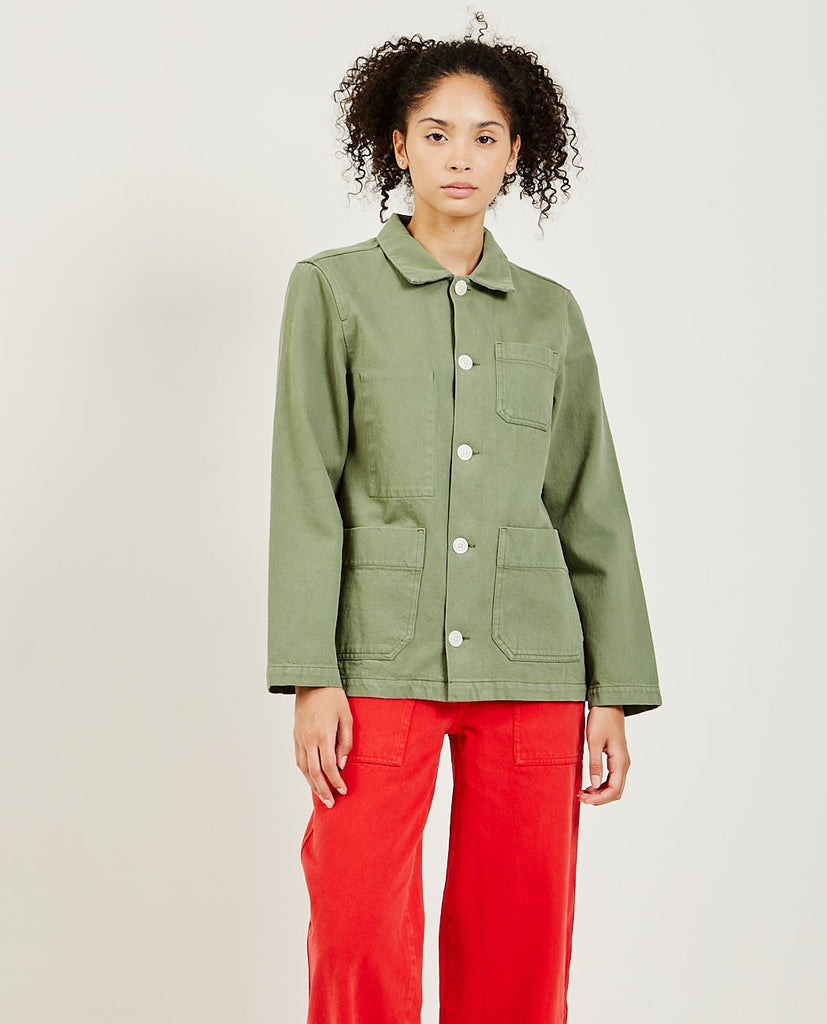 Britt Work Jacket-ALEX MILL-American Rag Cie