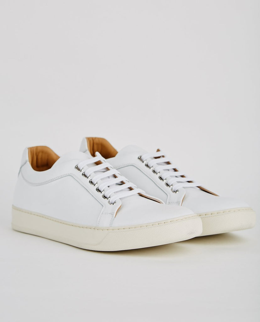 ARMANDO CABRAL-BROOME LOW TOP TRAINER-Men Sneakers + Trainers-{option1]