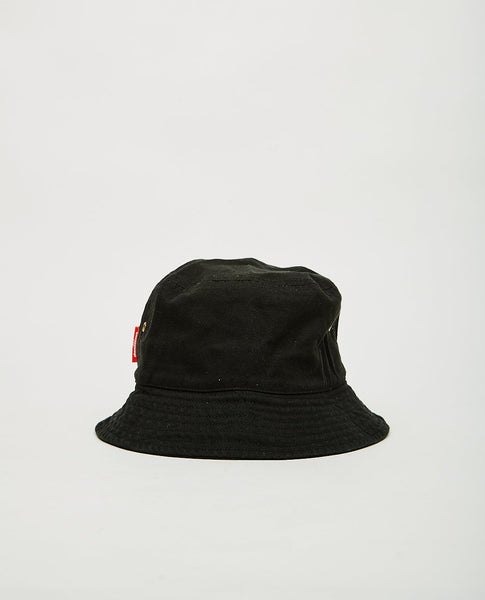 DENIMIST Bucket Hat Black