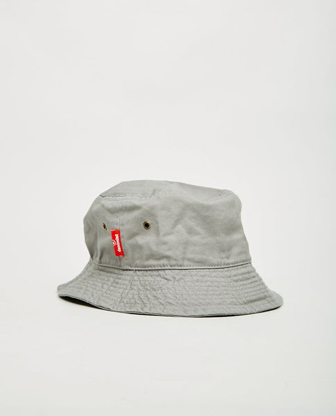 DENIMIST Bucket Hat Grey