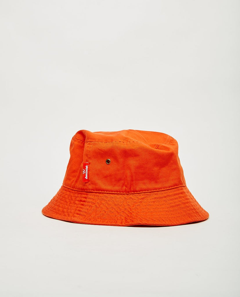 DENIMIST-Bucket Hat Orange-Women Hats & Scarves-{option1]