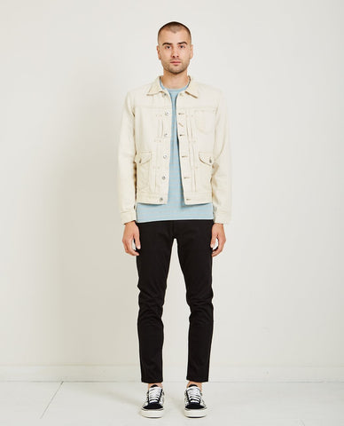 AR321 Bull Denim Jacket Light Blue