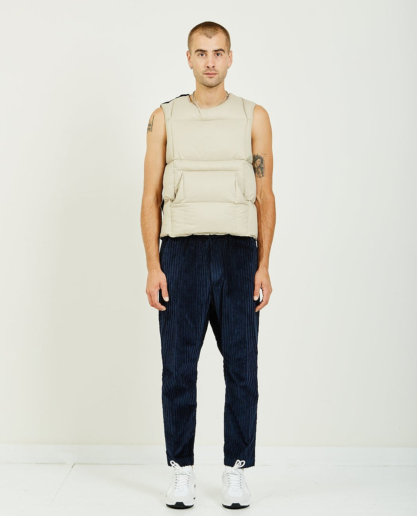 BUSCEMI-BULLET VEST-Men Coats + Jackets-{option1]