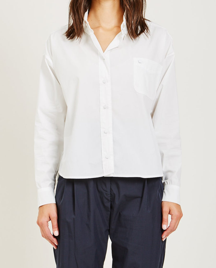 SUZANNE RAE-BUTTON UP BLOUSE-Blouses-{option1]