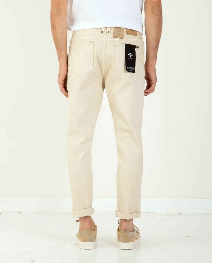 THRILLS-Buzzcut Jean Dirty White-Men Slim-{option1]