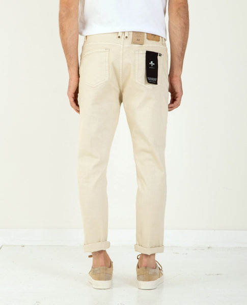 THRILLS Buzzcut Jean Dirty White