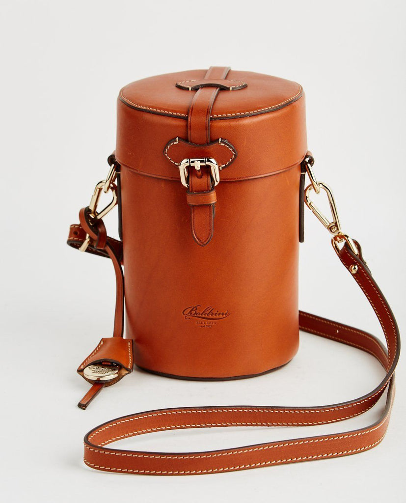 BOLDRINI-CALF LEATHER CONE BAG-Women Bags + Wallets-{option1]