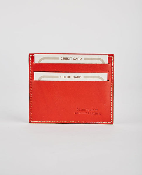 BOLDRINI CALF LEATHER WALLET