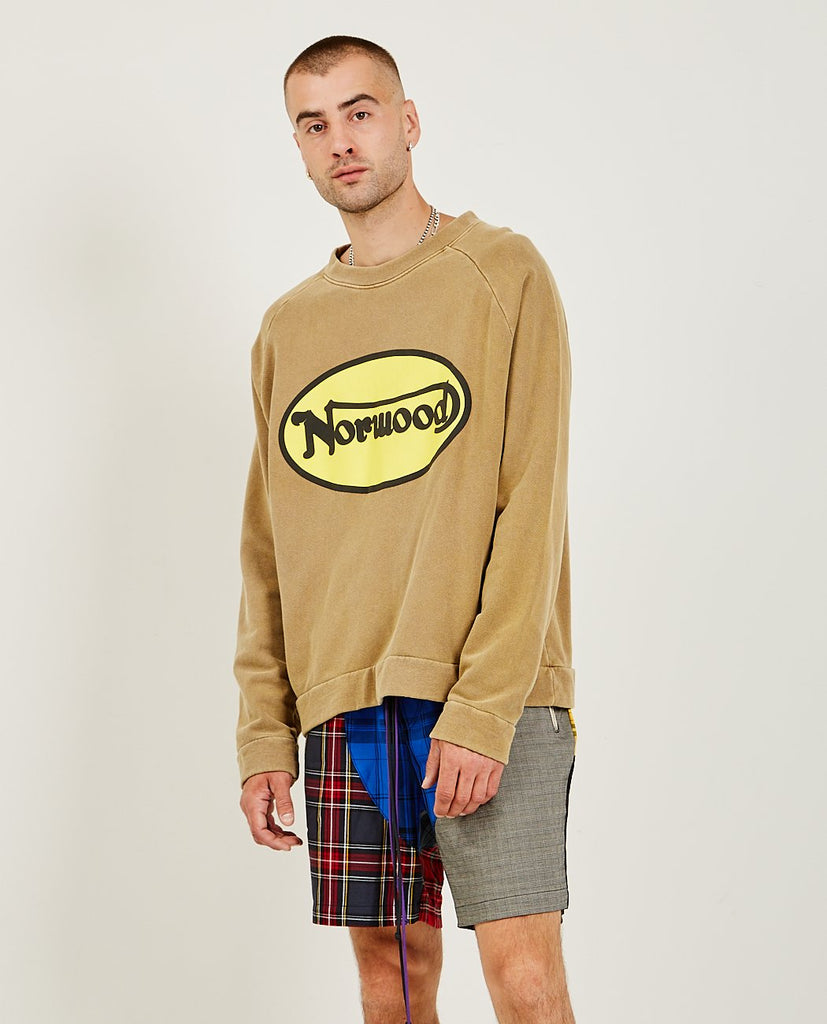 California Logo Crewneck-NORWOOD CHAPTERS-American Rag Cie