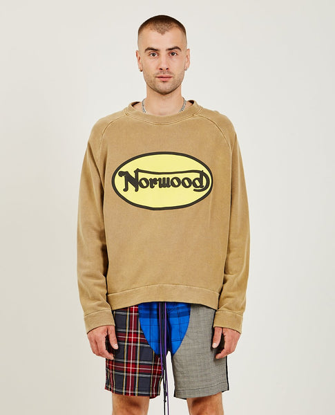 NORWOOD CHAPTERS California Logo Crewneck