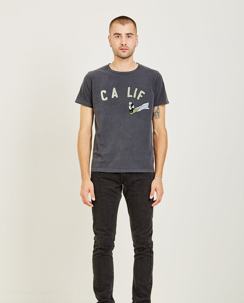CALIFORNIA SPECIAL FINISH TEE-REMI RELIEF-American Rag Cie