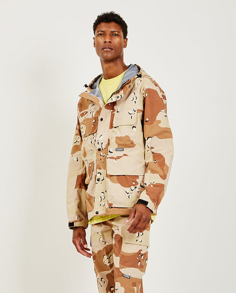 STUSSY Camo Taped Field Jacket