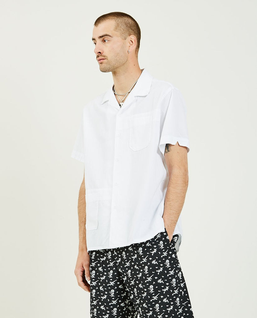 ENGINEERED GARMENTS-Camp Shirt-Men Shirts-{option1]