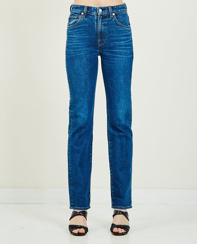 NAKED & FAMOUS Max Jean Stretch Selvedge Raw Denim