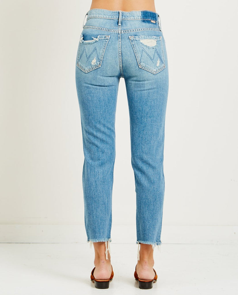 MOTHER-CARDINAL SINNER ANKLE CHEW JEAN-Women Straight-{option1]
