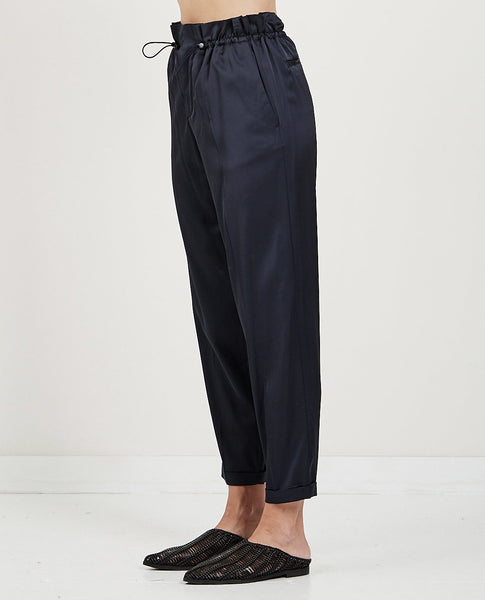 CLOSED CARO PANTS DARK NIGHT