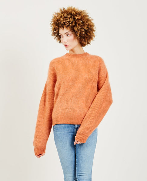 TRIAA Cashmere Blushed Sweater Renga