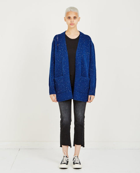 RAQUEL ALLEGRA CASHMERE TRAVEL CARDIGAN