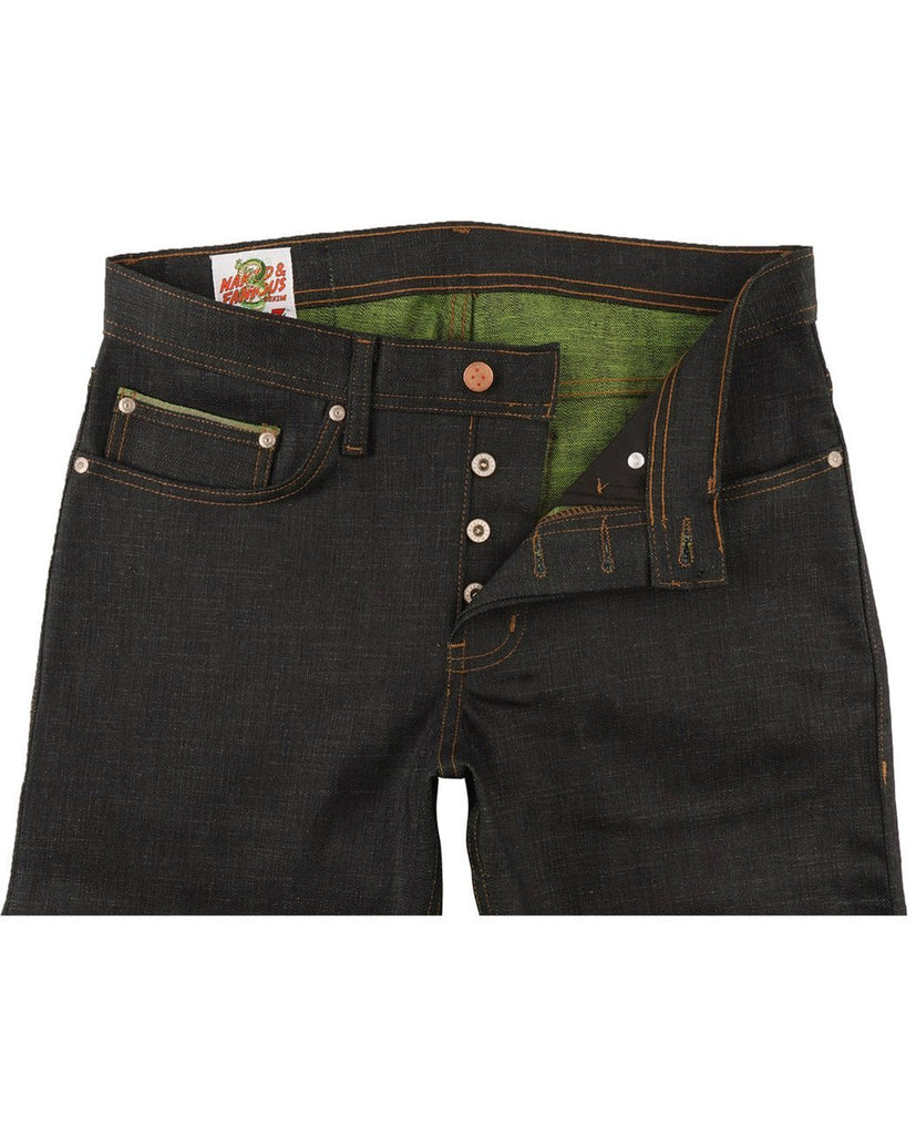 NAKED & FAMOUS-CELL PERFECT SELVEDGE WEIRD GUY-Men Slim-{option1]
