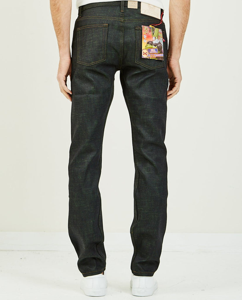 Cell Perfect Selvedge Weird Guy-NAKED & FAMOUS-American Rag Cie
