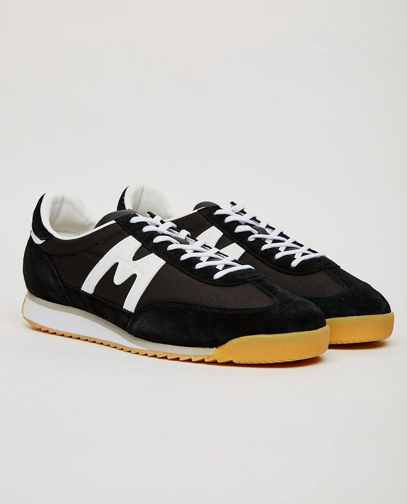 KARHU-CHAMPION AIR BLACK/WHITE-Men Sneakers + Trainers-{option1]