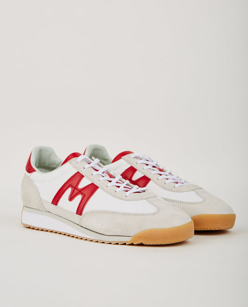 KARHU CHAMPION AIR BRIGHT WHITE/RACING RED