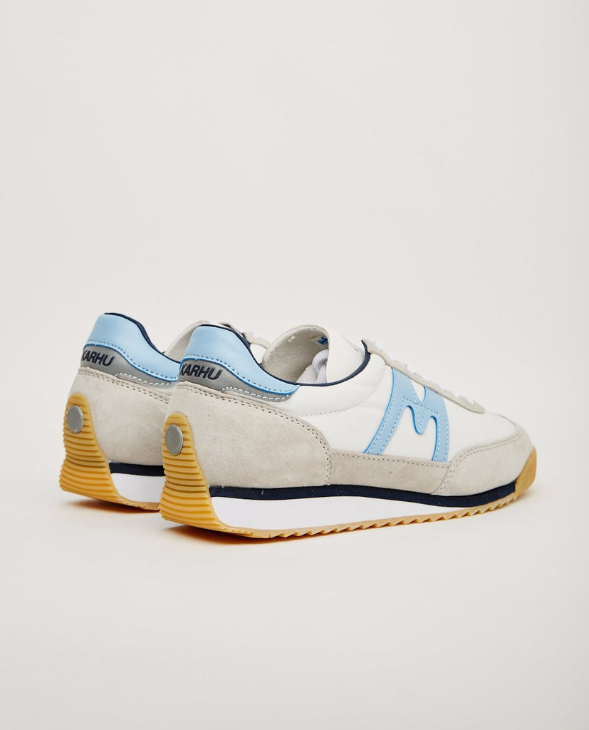 KARHU-CHAMPIONAIR BRIGHT WHITE & BLUE BELL-Women Sneakers+ Trainers-{option1]