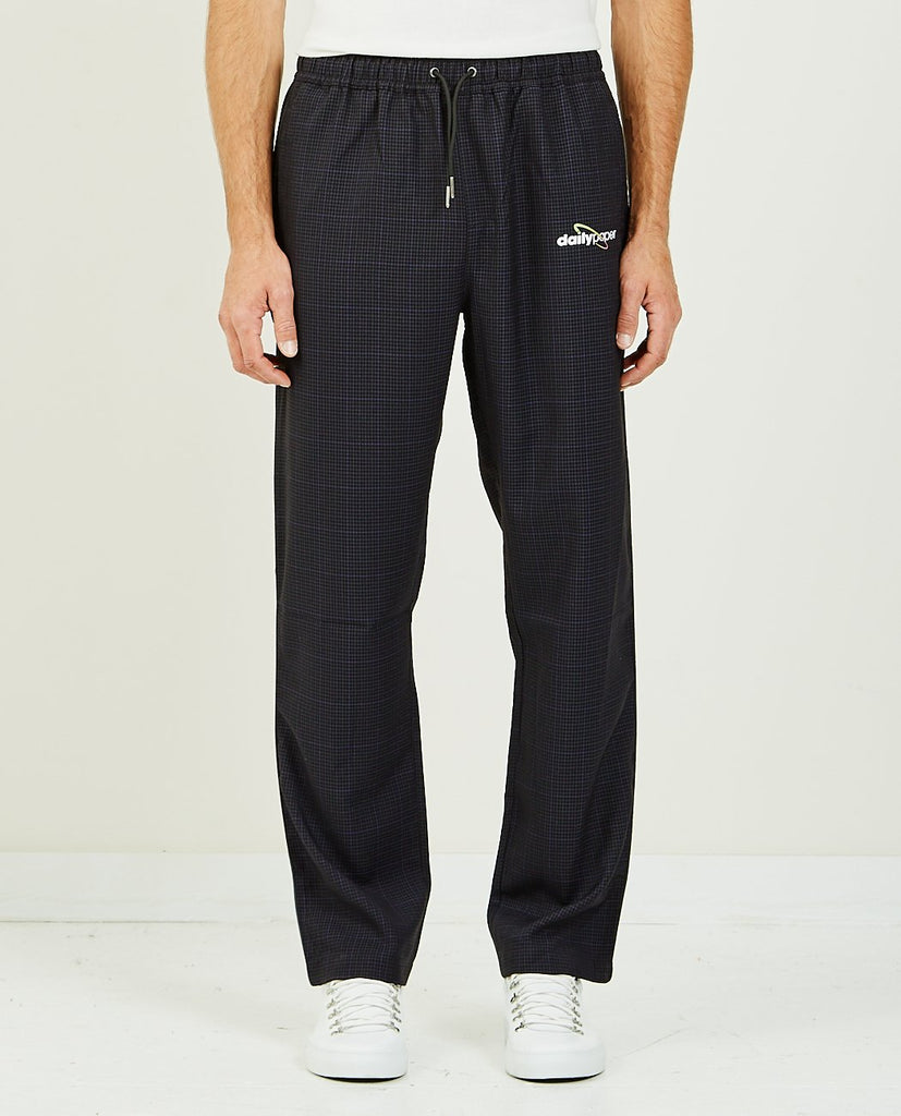 CHECKED GEZIP PANT-DAILY PAPER-American Rag Cie