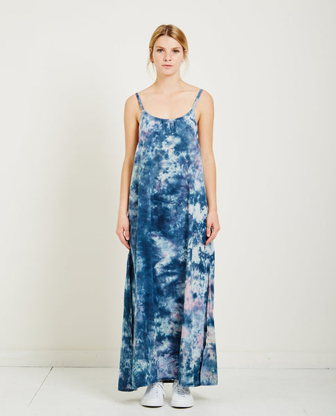 NSF CHERRIE DRESS HORIZON TIE DYE