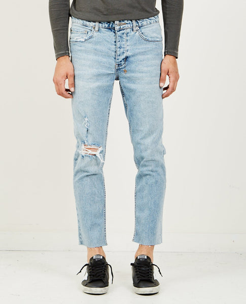 KSUBI CHITCH CHOP JEAN BILLBORED BLUE