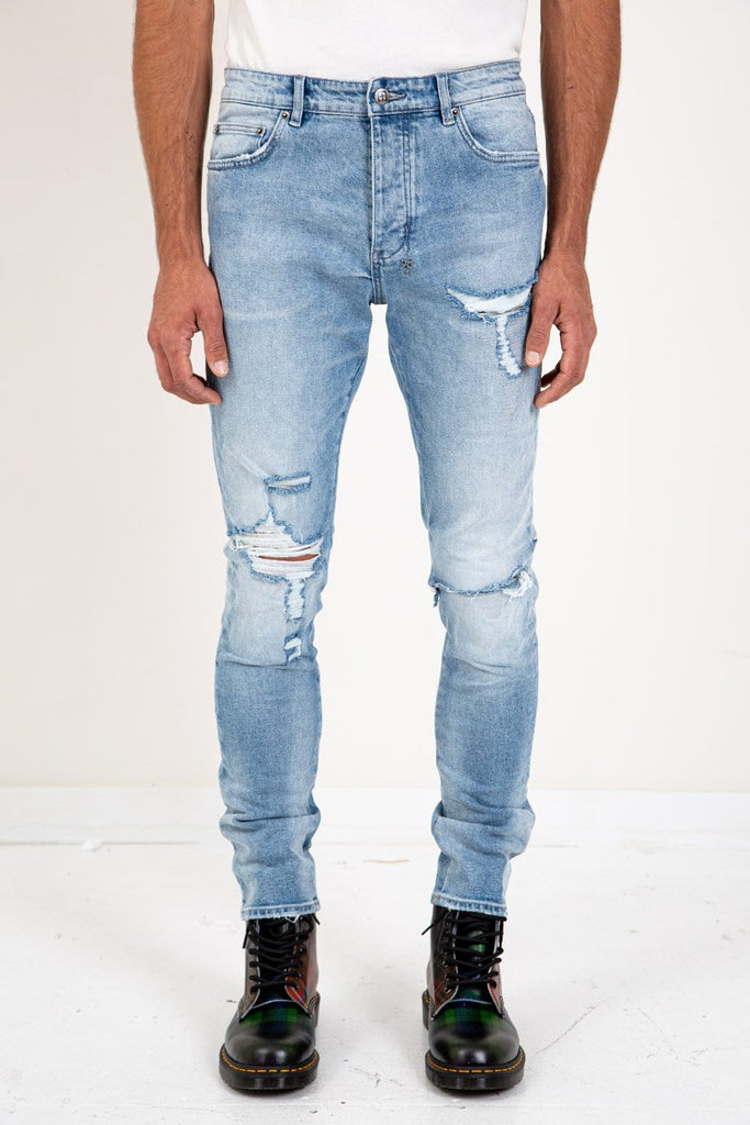 KSUBI-Chitch Jean Punk Blue Trashed-Men Slim-{option1]