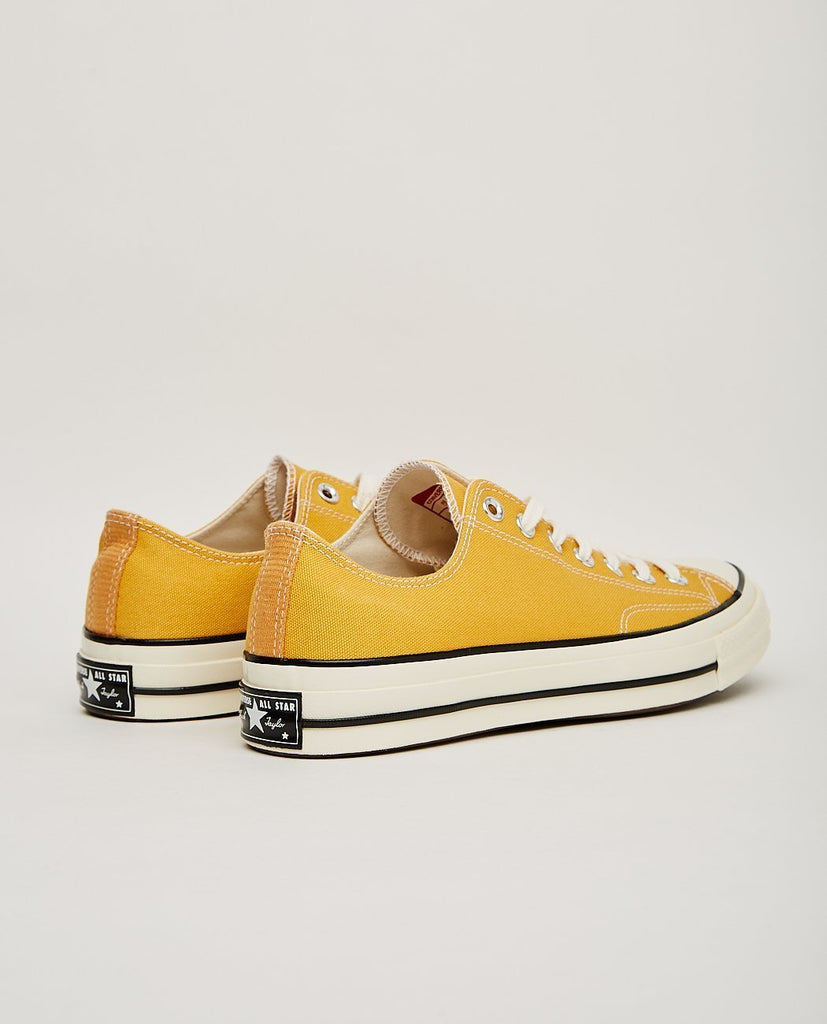 CONVERSE-Chuck 70 Low Sunflower-Men Sneakers + Trainers-{option1]