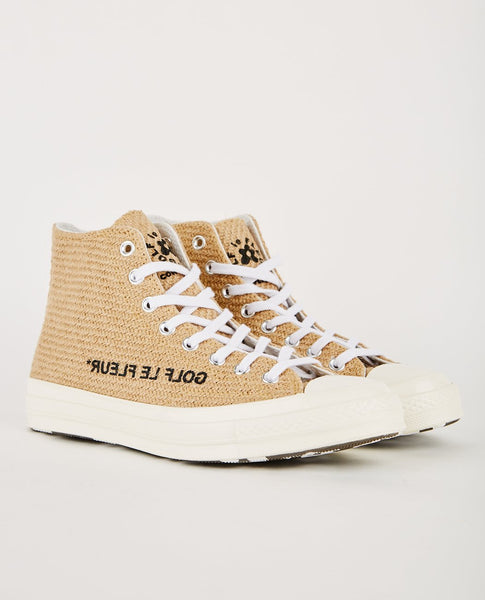 GOLF LE FLEUR* X CONVERSE CHUCK TAYLOR '70 HI CURRY (WOMEN'S)