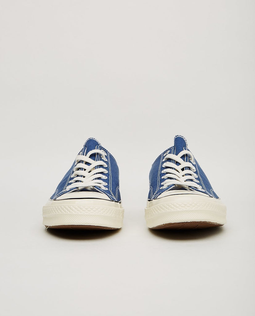 CONVERSE-CHUCK TAYLOR ALL STAR '70 LOW NAVY-Men Sneakers + Trainers-{option1]