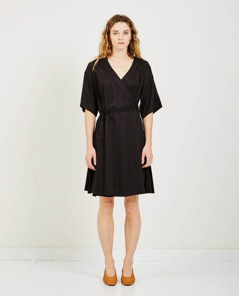 HIDDEN FOREST MARKET CHULIC SILKY DRESS