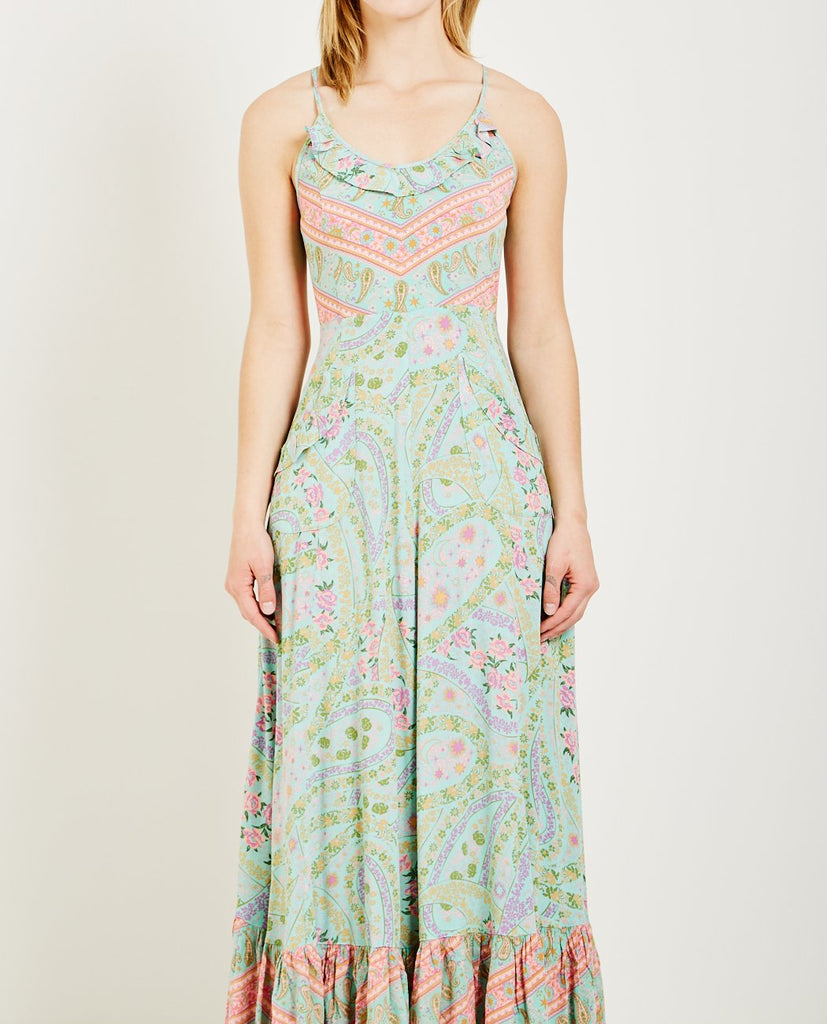 CITY LIGHTS STRAPPY MAXI-SPELL & THE GYPSY-American Rag Cie