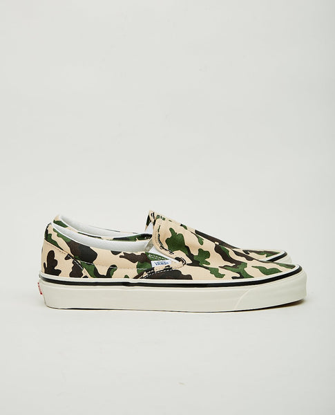 VANS CLASSIC SLIP ON 98 DX ANAHEIM