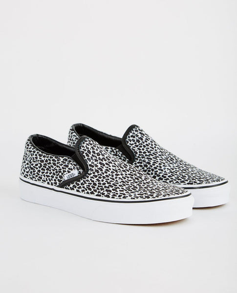 VANS CLASSIC SLIP-ON (MINI LEOPARD)