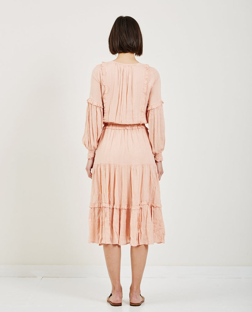 SPELL & THE GYPSY-CLEMENTINE SOIREE DRESS-Dresses-{option1]