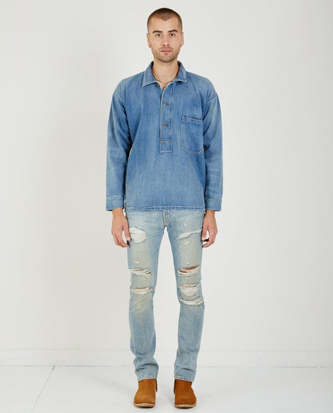 LEVI'S VINTAGE CLOTHING CLOSED FRONT JUMPER