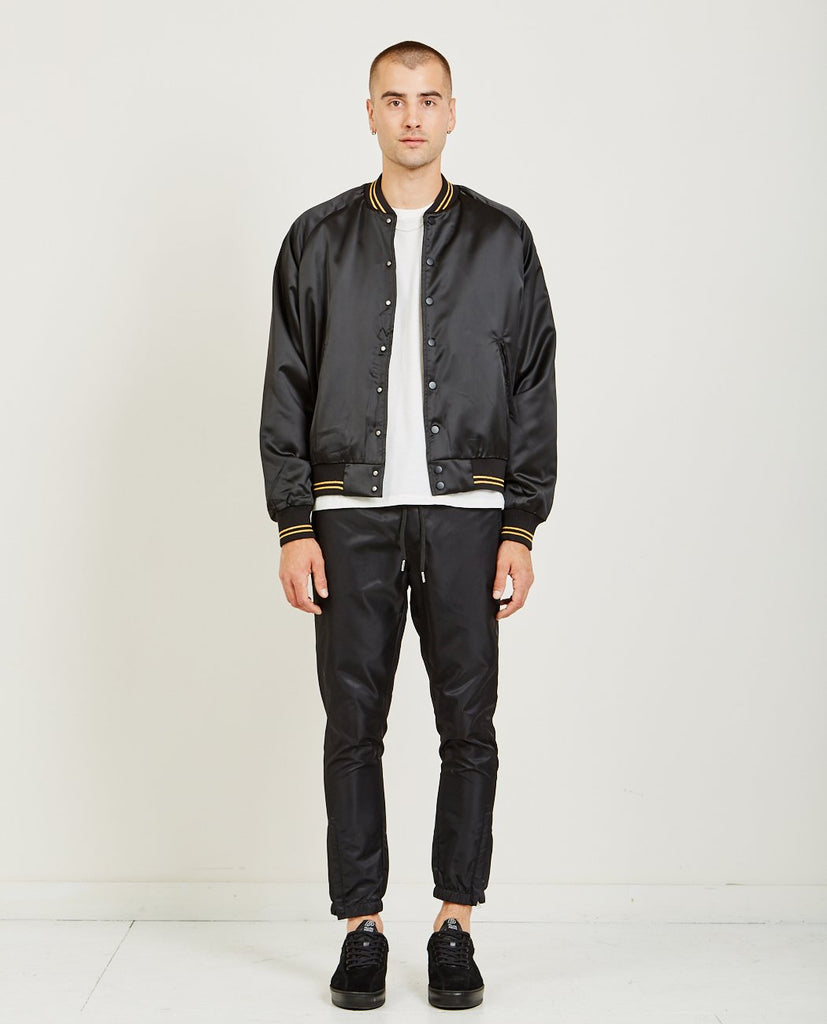 STAMPD COACHES BASEBALL JACKET