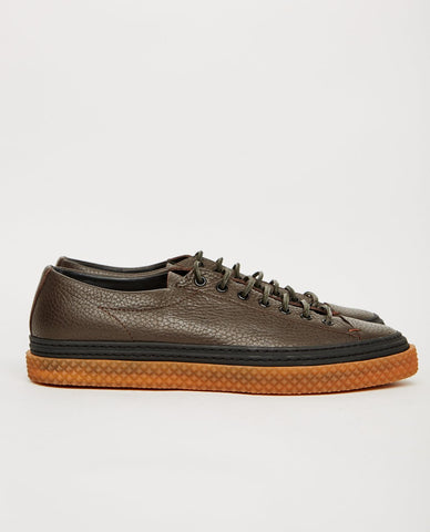 S.W.C. DELLOW LOW HAIRY SUEDE
