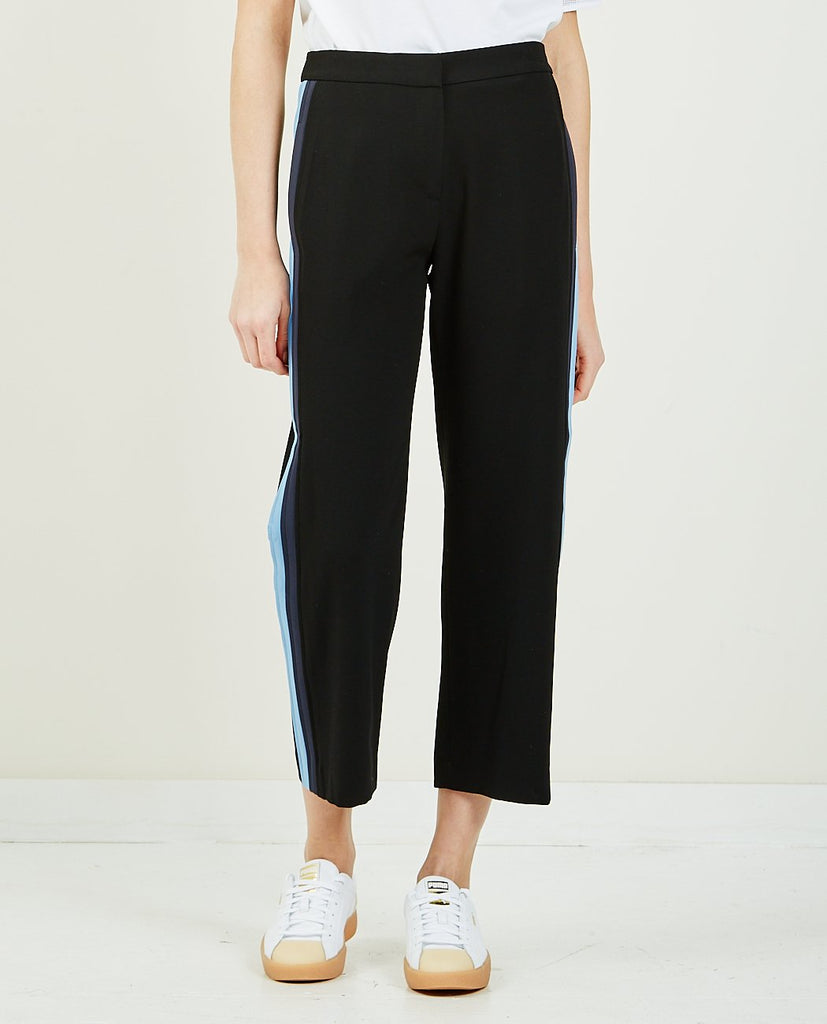 Color Blocking Tapered Pants-KENZO-American Rag Cie