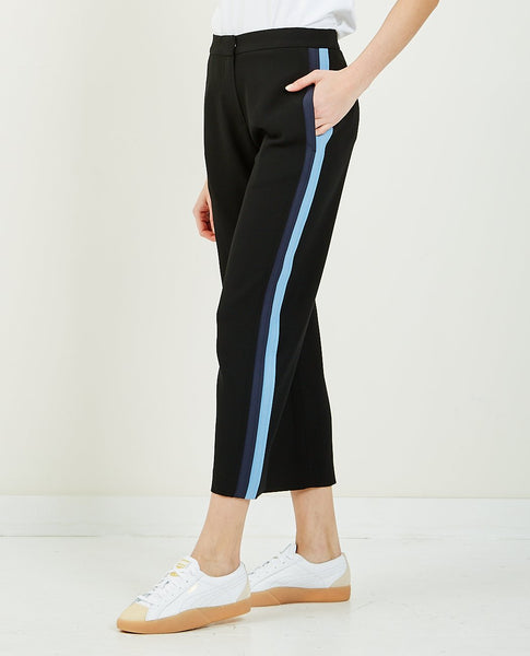 KENZO Color Blocking Tapered Pants